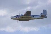 Memorial Air Show 2015 - B-25J Redbull