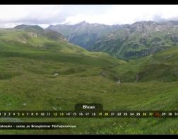 Březen - cestou po Grossglockner Hochalpenstrasse