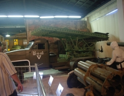 14. tankový den v Lešanech 2016 - Kaťuše