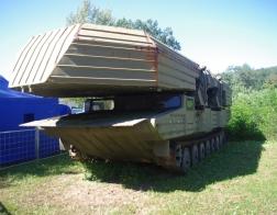 14. tankový den v Lešanech 2016 - statická výstava