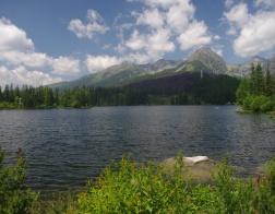 Slovakia - National Park of High Tatras, Strbske pleso