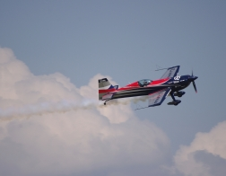 Helicopter show 2018 - nechyběla ani akrobatická ukázka letadel