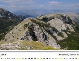 Kalendář 2019 - Černá Hora, Jizerski Vrh