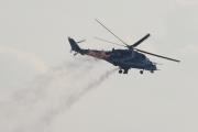 NATO days 2014 - vrtulník Mi-24