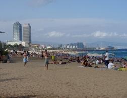 Barcelona - pobřeží