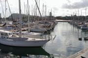 Barcelona - přístaviště