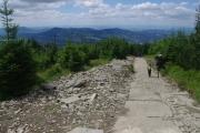Beskydy - Lysá hora