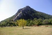 Černá Hora - nedaleko od Minastir Gradiště
