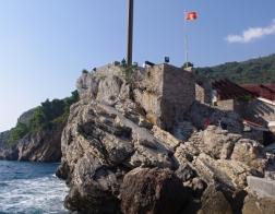 Černá Hora - Pevnost Petrovac