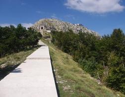 Černá Hora - cestou na Jezerski vrh