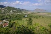 Černá Hora - Skadarské jezero