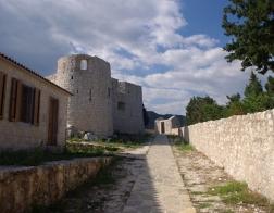 Černá Hora - Hrad Besac