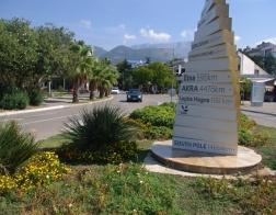 Černá Hora - město Bar