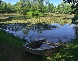 Český Krumlov - zámecká zahrada