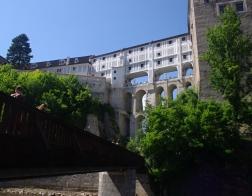 Český Krumlov - Plášťový most