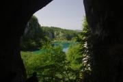 Plitvická jezera - slavná jeskyně