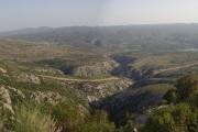 Panorama z cesty
