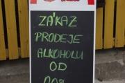 Prohibice zasáhla i restauraci u Krásné vyhlídky