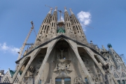 La Sagrada Familia temple