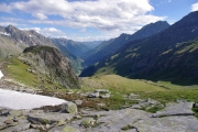 Austria - Dorfertal Dorfer see