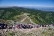The Krkonose Mountains - Sněžka-Śnieżka (Dom Slasky)