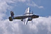 Memorial Air Show - B-25J Redbull