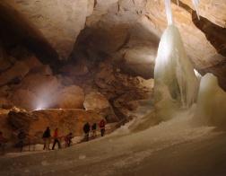 Austria - Dachstein, Mammuthöhle and Eishöhle