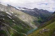 Austria - Dorfertal valley and Dorfer see