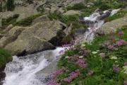 Austria - Dorfertal valley and Dorfer see