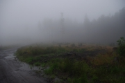 Šumava - top of Špičák mountain