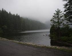 Šumava - Black lake (Černé jezero)