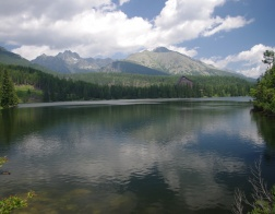 Slovakia - National Park of High Tatras, Strbske pleso