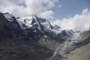 Ledovec Pasterze a Grossglockner