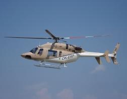 Helicopter show 2018 - ukázkový let helikoptér