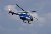 Helicopter show 2018 - vrtulník Eurocopter MBB Bo-105