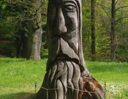 Hruboskalsko - Arboretum Bukovina