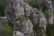 Hruboskalsko - vyhlídka U Lvíčka