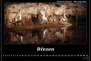 Březen - Moravský kras