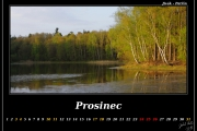 Prosinec - Jívový rybník