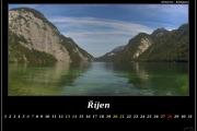 Říjen - Berchtesgaden