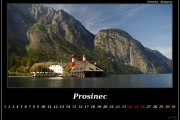Prosinec - Berchtesgaden