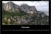 Červen - Montserrat