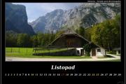 Listopad - Berchtesgaden