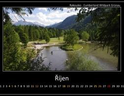 Říjen - Cumberland Wildpark Grünau