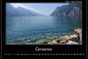 Červenec - Lago Di Garda
