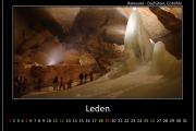 Leden - Dachstein, Eishöhle