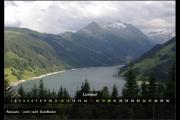 Listopad - vodní nádrž Durlassboden