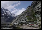Prosinec - cesta k ledovci Pasterze