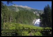 Červen - Krimmelské vodopády