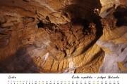 Kalendář 2020 - jeskyně Balcarka